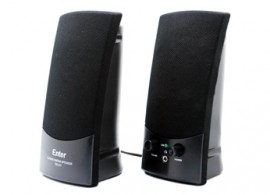 Multimedia Speaker 2.0 Model No. ES-217