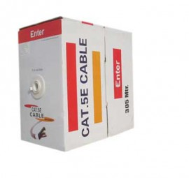 Cat5e Cable Model No: E-C5S