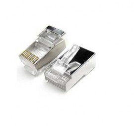 RJ 45 Cat5e Shielded Modular Model No: E-M5S