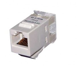 RJ 45 Keystone Cat6 Model No: E-K6