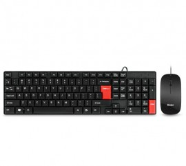 Keyboard & Mouse Combo Model No. E-C150U