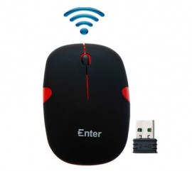 Wireless Optical Mouse Model No. E-W52