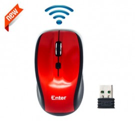 Wireless Optical Mouse Model No. E-W53
