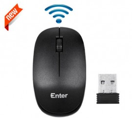 Wireless Optical Mouse Model No. E-W54