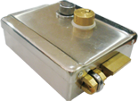 Electric Rim Door Lock with double cylinder