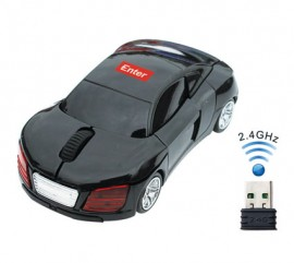 Wirless Car Mouse Model No. ES-W500