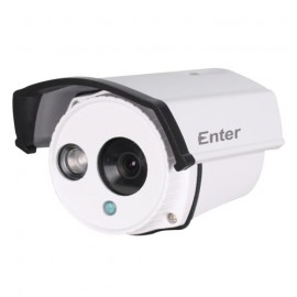 Weather Proof IR Camera – 1000TVL – Weatherproof IR 20 mtr – Model No: EW-1000IR20