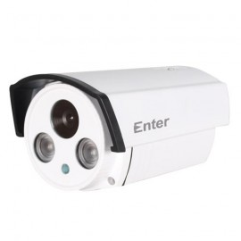 Weather Proof IR Camera – 1000TVL – Weatherproof IR 40 mtr – Model No: EW-1000IR40