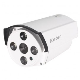 Weather Proof IR Camera – 1000TVL – Weatherproof IR 60 mtr – Model No: EW-1000IR60
