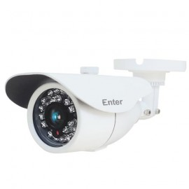 Weather Proof IR Camera – 850TVL – Weatherproof IR 20 mtr – Model No: EW-850IR20
