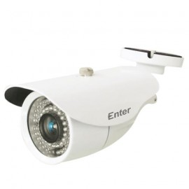 Weather Proof IR Camera – 850TVL – Weatherproof IR 40 mtr – Model No: EW-850IR40