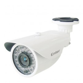 WeatherProof IR Camera – 850TVL – Weatherproof IR 60 mtr – Model No: EW-850IR60