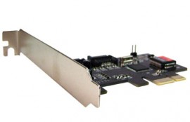 PCI-E To 1 Port E-SATA II Card