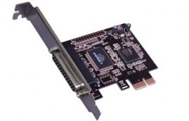 PCI-E To 1 Parallel Port Card