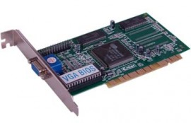 PCI VGA Card – 8 MB