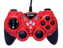 USB GamePad With Vibration Model No: E-GPV10