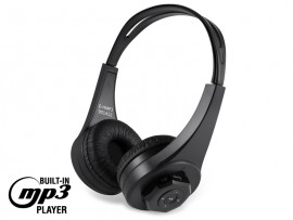 Headphones with TF MP3 Player Model No: E-HMP3