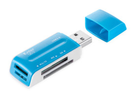 All in One USB Card Readers  Model No: E-MC75